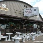 Amish Country Peddler is located in Walnut Creek, Ohio.