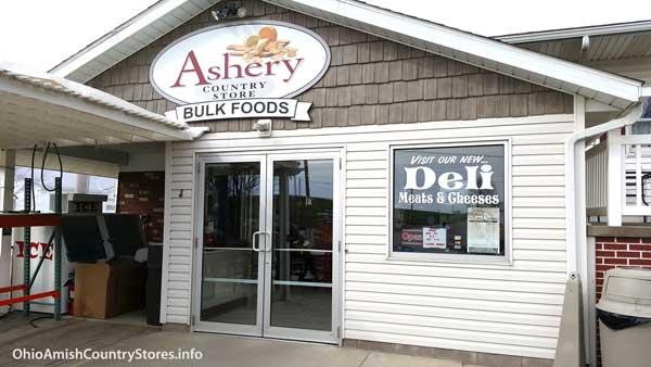 The Ashery Bulk Food Store