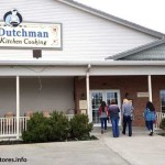 The Der Dutchman Bakery is located in Walnut Creek, Ohio.