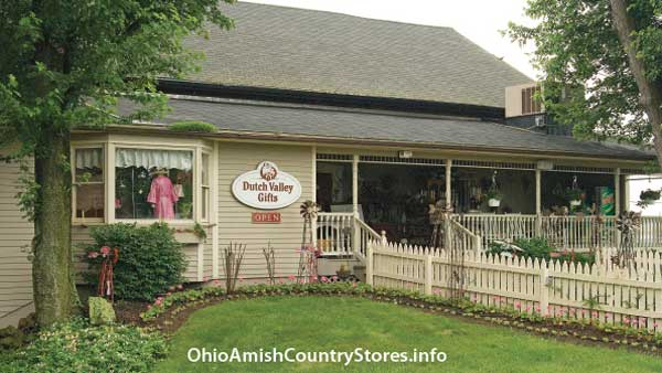 Dutch valley gifts is located in sugarcreek ohio