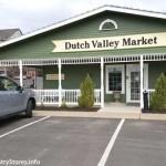 Dutch Valley Market is located near Sugarcreek, Ohio.