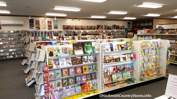 Faith View Books Ohio Amish Country Stores