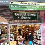 The Gospel Bookstore is located in Berlin, Ohio.