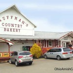 Kauffman's Country Bakery is located near Berlin, Ohio in Bunker Hill Village.