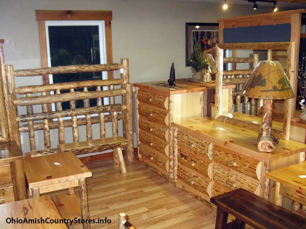 miller s rustic furniture ohio amish country stores