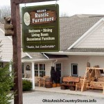 Miller's Rustic Furniture is located in Saltillo, Ohio.