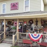 The Olde Thyme Homespun Shoppe is located in Berlin, Ohio Amish Country.