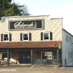 Schrocks Heritage Furniture is located in Berlin, Ohio.
