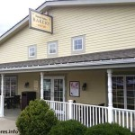 The Dutch Valley Bakery is located in Sugarcreek, Ohio.