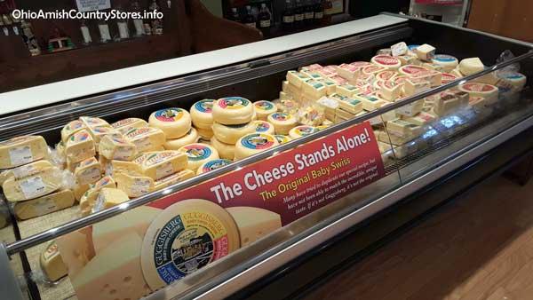 Guggisberg Cheese Ohio Amish Country Stores