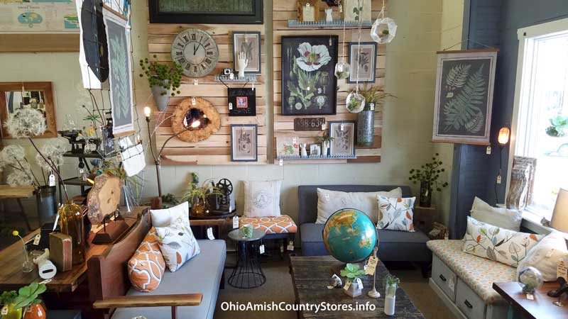 Gentil Located In The Lower Level Of The Former Fire Station In Berlin, Ohio,  Studio 4 Designs Has A Refreshing Atmosphere. Offering One Of A Kind  Furniture And ...